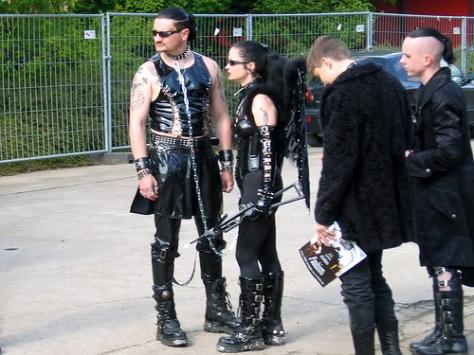 Modern day druids?