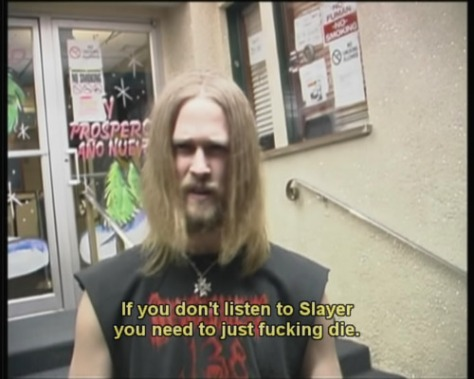 slayer fan