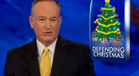 Bill O'Reilly!