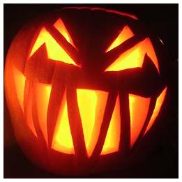 Jack o'lanterns are of the Devil.