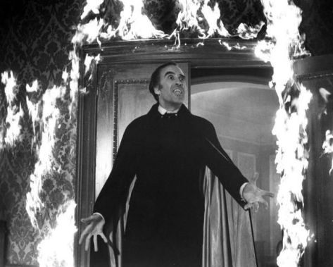 Christopher Lee is an agent of Satan!