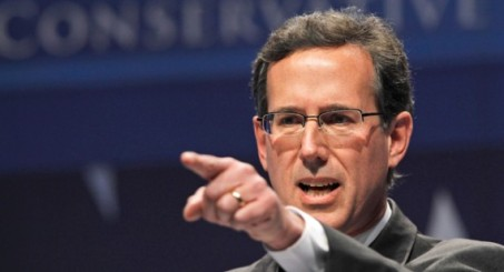 Rick Santorum is God's choice for president in 2016!