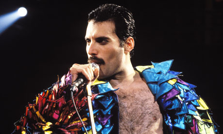 Freddie Mercury, sodomist, heathen, and killed by AIDS