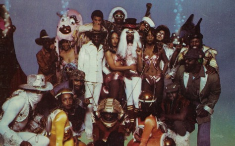 George Clinton's evil band.