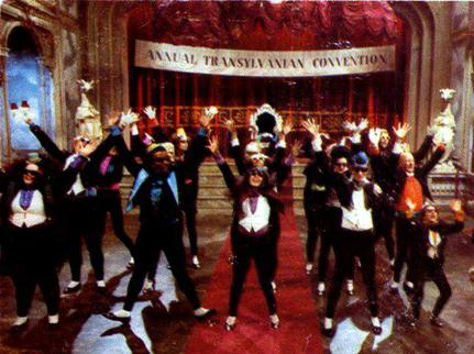 The Time Warp, Satanic ritual from Rocky Horror Satan Show!