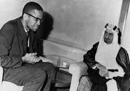MalcolmX was a muslim and no friend of Christ!