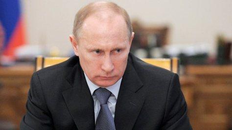 Vladimir Putin is purely EVIL!