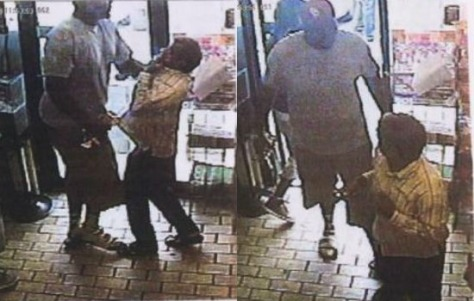 Michael Brown who was a thug and is burning in Hell.